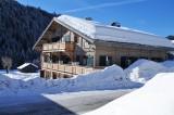 Arolle-Ourson-exterieur-hiver2-location-appartement-chalet-Les-Gets
