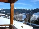 Camomille-vue-balcon-hiver-location-appartement-chalet-Les-Gets