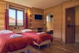 Chalet-Adventure-chambre-lits-simples-location-appartement-chalet-Les-Gets