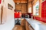 Chalet-Rose-cuisine-location-appartement-chalet-Les-Gets