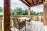 Chalet-Rose-terrasse-location-appartement-chalet-Les-Gets