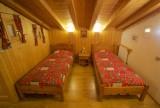Chez-Rose-chambre-lits-simples2-location-appartement-chalet-Les-Gets