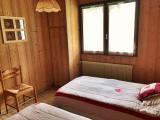 Clos-1-chambre-lits-simples-location-appartement-chalet-Les-Gets