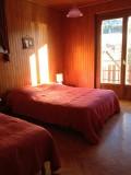 Eau-Vive-2-chambre-lits-doubles-location-appartement-chalet-Les-Gets