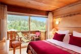 Labrador-2pieces-2-4-personnes-chambre-lit-double-location-appartement-chalet-Les-Gets