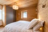 Le-Grand-Pre-chambre-double2-location-appartement-chalet-Les-Gets