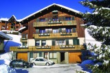 Pierres-Vives-Airelles-exterieur-hiver-location-appartement-chalet-Les-Gets