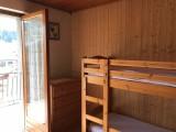 Pinson-des-neiges-2-chambre-lits-superposes-location-appartement-chalet-Les-Gets