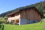 Ramus-Roy-des-Montagnes-exterieur1-jardin-ete-location-appartement-chalet-Les-Gets