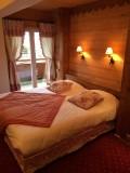 Sabaudia-2-pieces-alcove-4/5personnes-chambre-double-location-appartement-chalet-Les-Gets