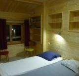 Saint-Guibert-chambre-lits-simples-location-appartement-chalet-Les-Gets