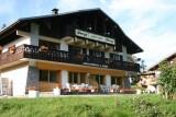 Sherpa-Myrtille-exterieur-ete-location-appartement-chalet-Les-Gets