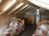 Varlope-chambre-lits-simples2-location-appartement-chalet-Les-Gets