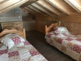 Varlope-chambre-lits-simples3-location-appartement-chalet-Les-Gets