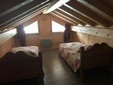 Varlope-chambre-lits-simples4-location-appartement-chalet-Les-Gets