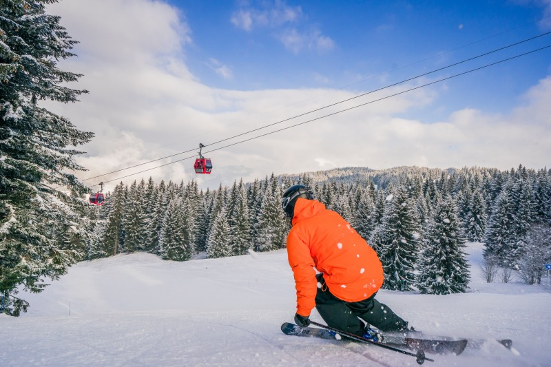 -20% on your ski-passes outside of winter holidays