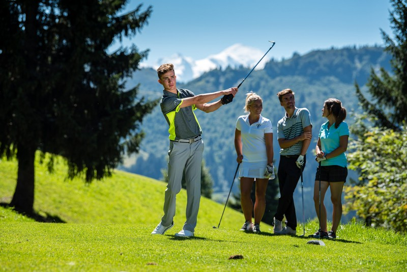 Summer Golf stay : 20% off your green-fees