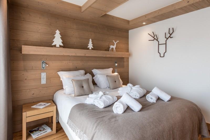 Annapurna-A102-chambre-double2-location-appartement-chalet-Les-Gets