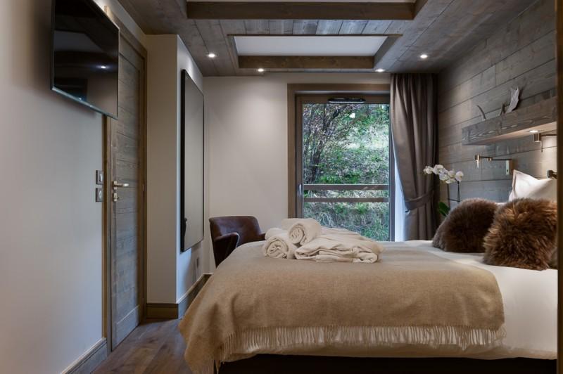 Annapurna-A103-chambre-double2-location-appartement-chalet-Les-Gets