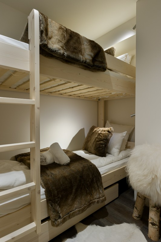 Annapurna-A201-chambre-lits-superposes-location-appartement-chalet-Les-Gets