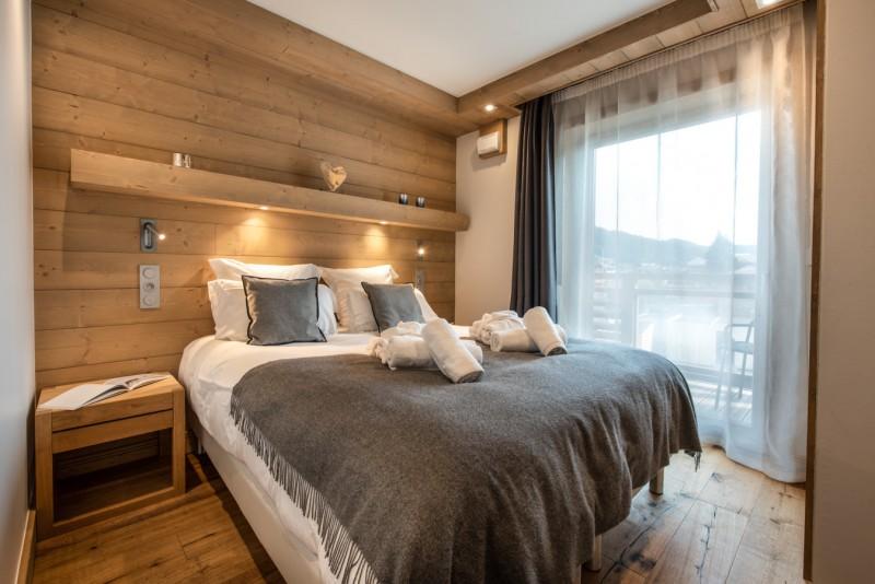 Annapurna-A202-chambre-double3-location-appartement-chalet-Les-Gets