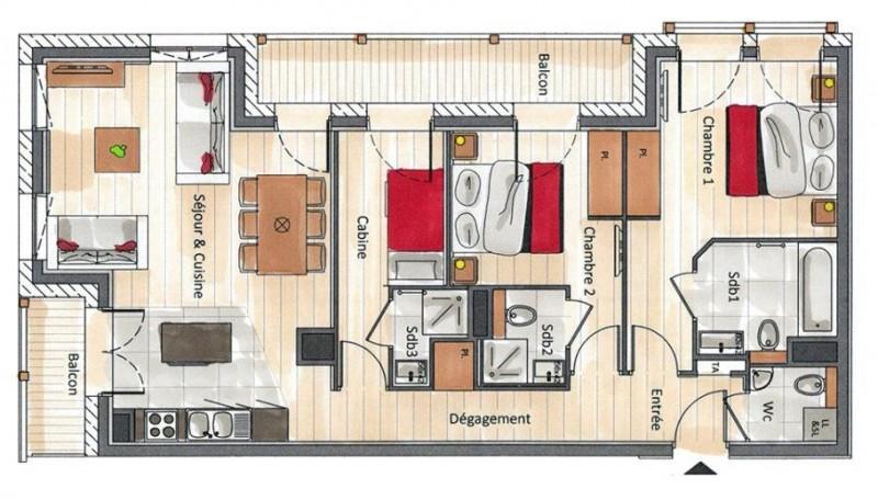 Annapurna-A202-plan-location-appartement-chalet-Les-Gets