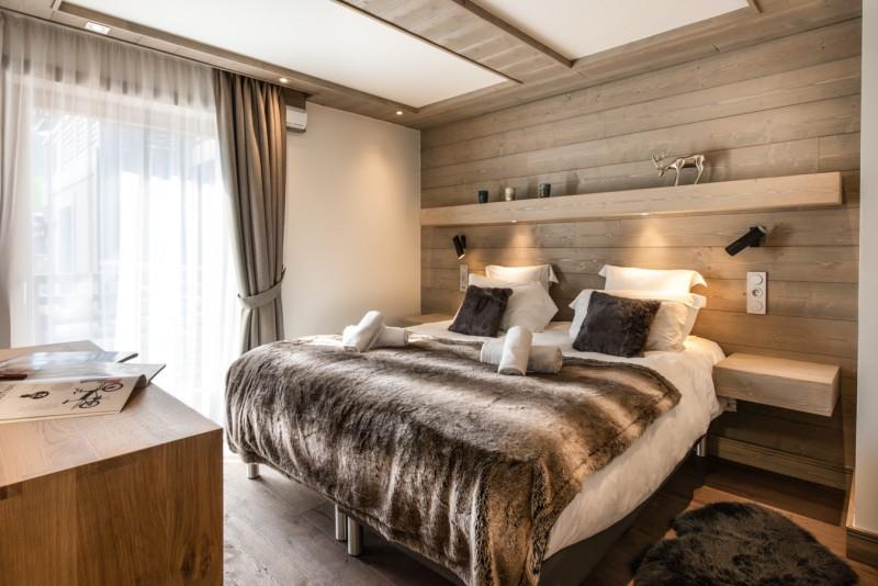 Annapurna-A205-chambre-double2-location-appartement-chalet-Les-Gets