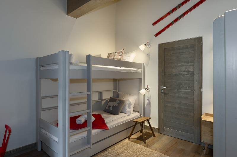 Annapurna-A301-chambre-lits-superposes-location-appartement-chalet-Les-Gets