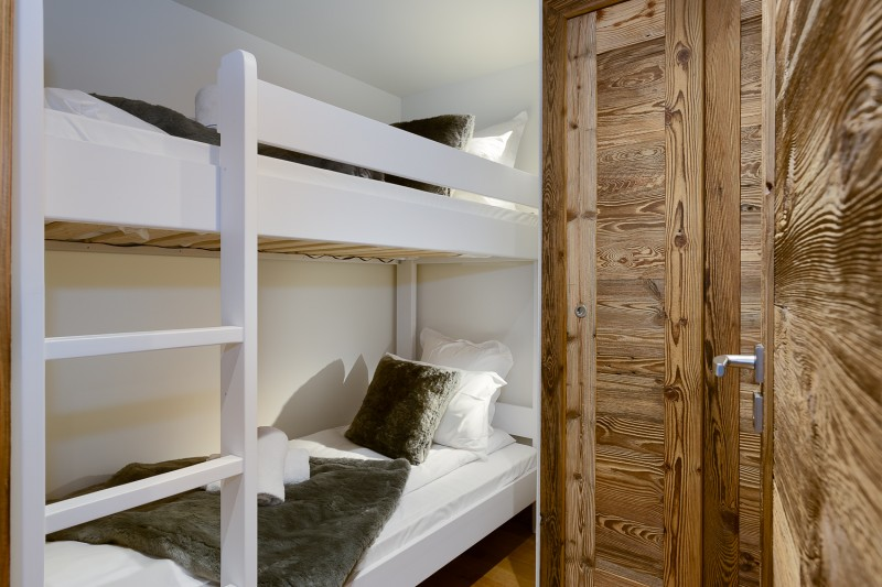 Annapurna-B104-chambre-lits-superposes-location-appartement-chalet-Les-Gets