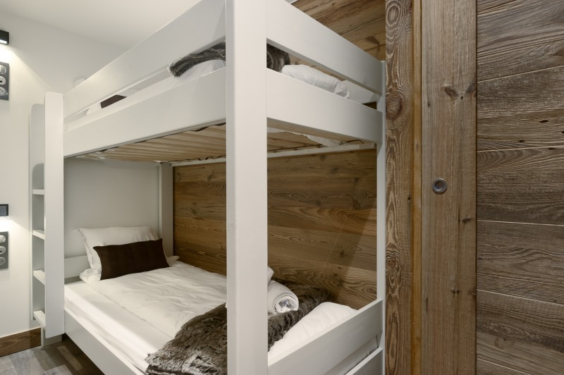 Annapurna-B201-chambre-lits-superposes-location-appartement-chalet-Les-Gets