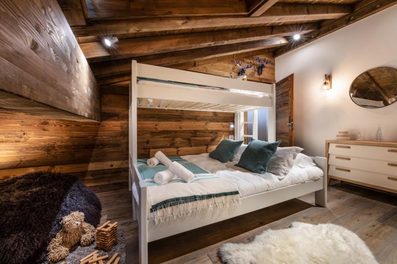 Annapurna-B301-chambre-lit-superpose-location-appartement-chalet-Les-Gets