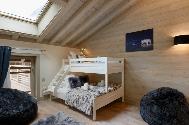 Annapurna-B304-chambre-lits-superposes-location-appartement-chalet-Les-Gets