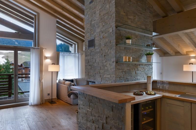 Annapurna-B304-cuisine-location-appartement-chalet-Les-Gets