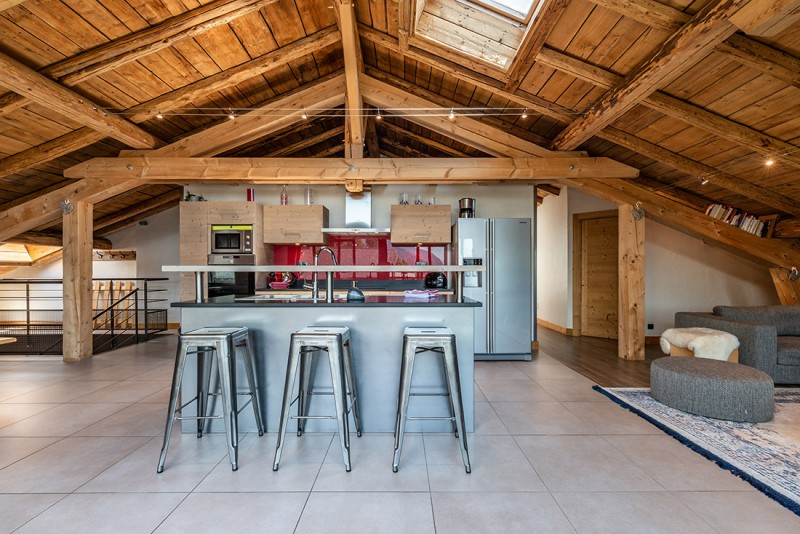 Arolle-Ourson-cuisine2-location-appartement-chalet-Les-Gets