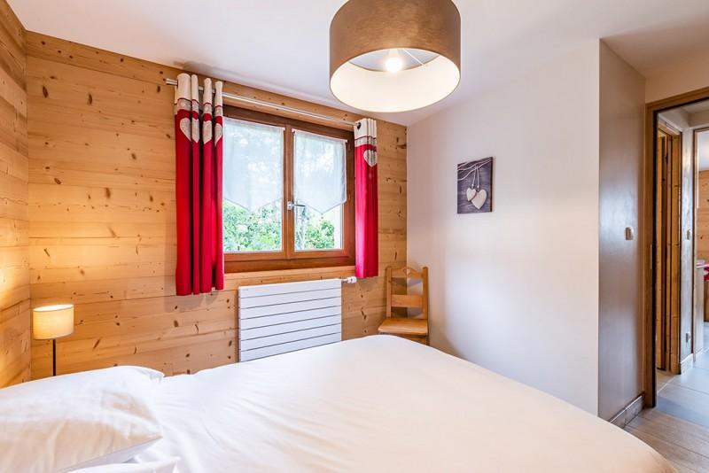 Aulnaie-1-chambre-lit-double-location-appartement-chalet-Les-Gets