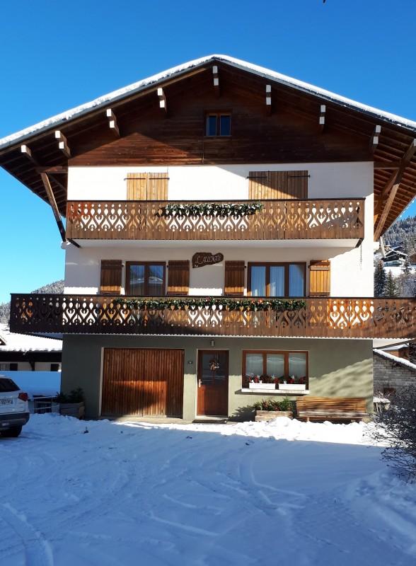 Aulnaie-2-exterieur-hiver2-location-appartement-chalet-Les-Gets