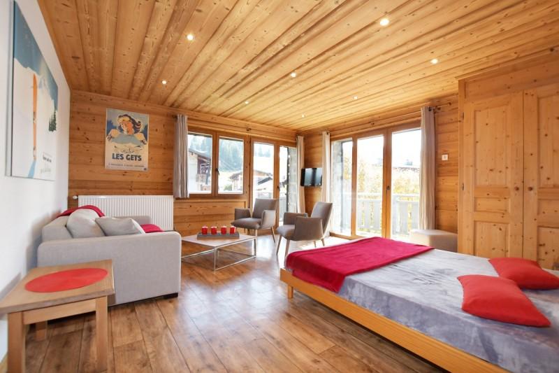 Beau-Sejour-3-salon-location-appartement-chalet-Les-Gets