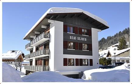 Beau-Sejour-4-exterieur-hiver-location-appartement-chalet-Les-Gets