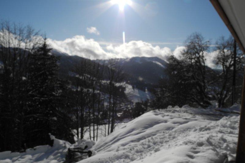 Bel-Horizon-vue-hiver-location-appartement-chalet-Les-Gets