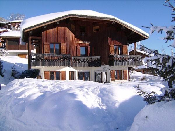 Beth-Shemesh-exterieur-hiver-location-appartement-chalet-Les-Gets