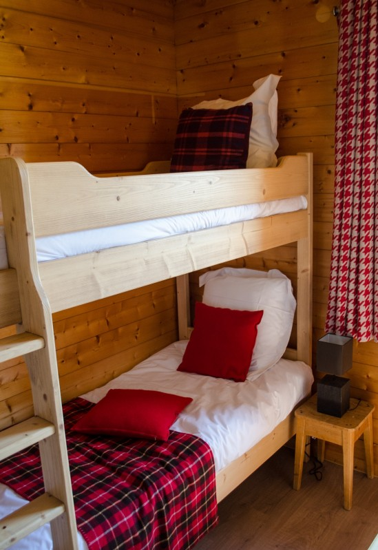 Blanchot-chambre-lits-simples-location-appartement-chalet-Les-Gets