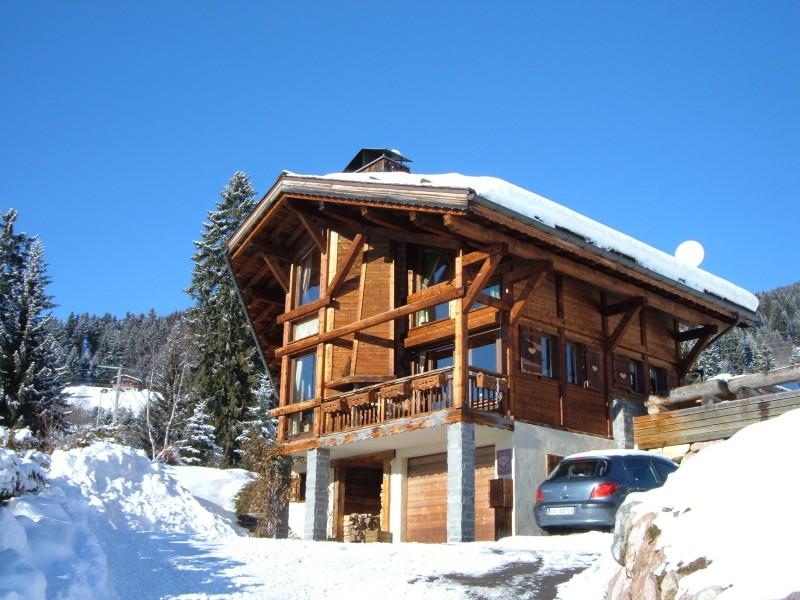 Camomille-exterieur-hiver-location-appartement-chalet-Les-Gets