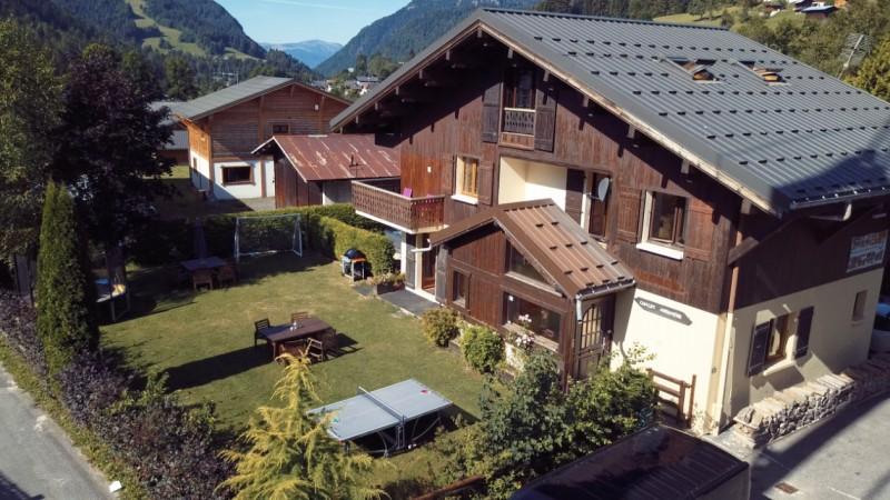Chalet-Adventure-jardin-location-appartement-chalet-Les-Gets