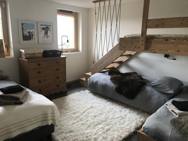 Chalet-Aramis-dortoir-lits-simples-location-appartement-chalet-Les-Gets