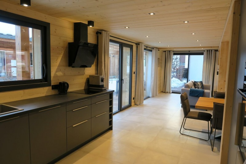 Chalet-du-Coin-cuisine-location-appartement-chalet-Les-Gets