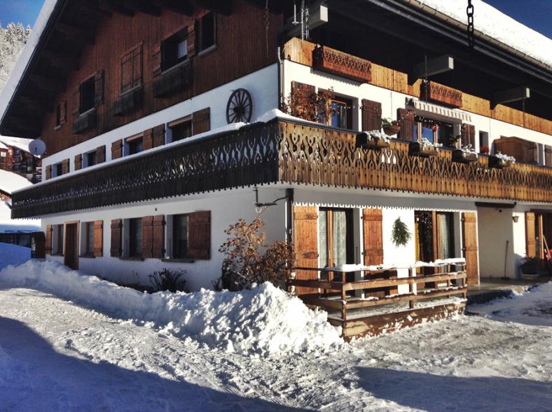 Clos-1-exterieur-hiver-location-appartement-chalet-Les-Gets