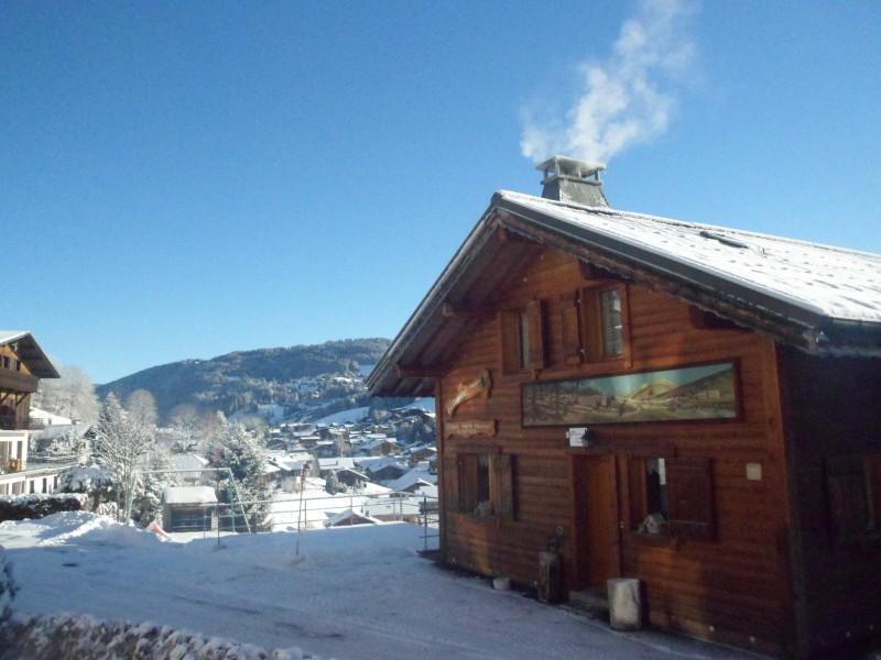 Cognee-exterieur-hiver-location-appartement-chalet-Les-Gets