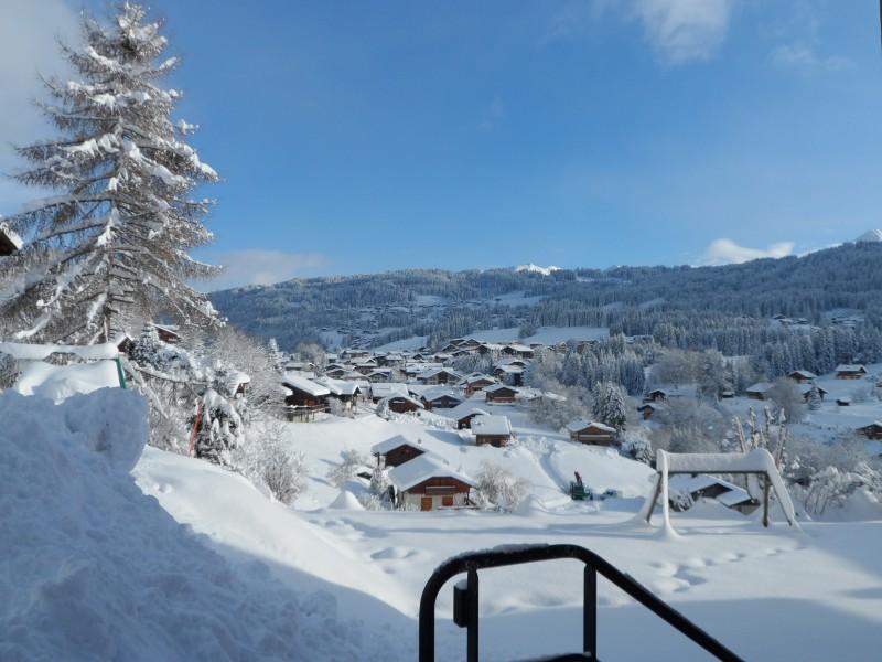 Cognee-vue-hiver-location-appartement-chalet-Les-Gets