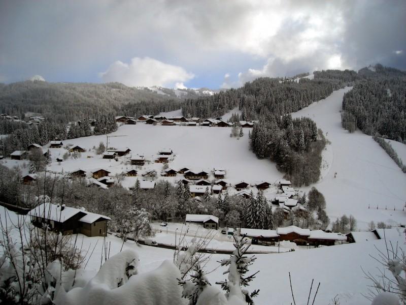 Corzolet-4-Bleuet-vue-hiver-location-appartement-chalet-Les-Gets