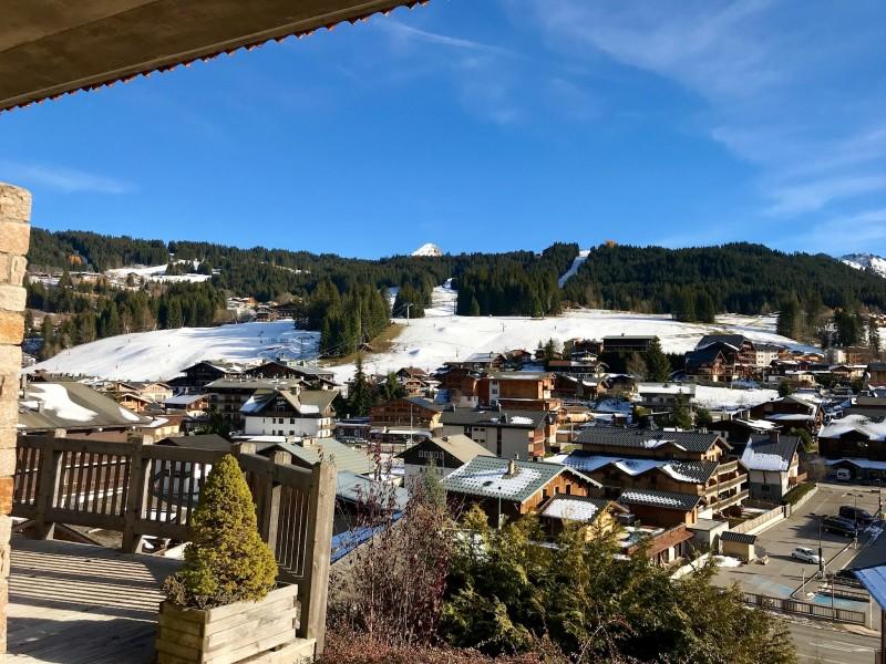 Cristaux-2-vue-exterieure-hiver-location-appartement-chalet-Les-Gets